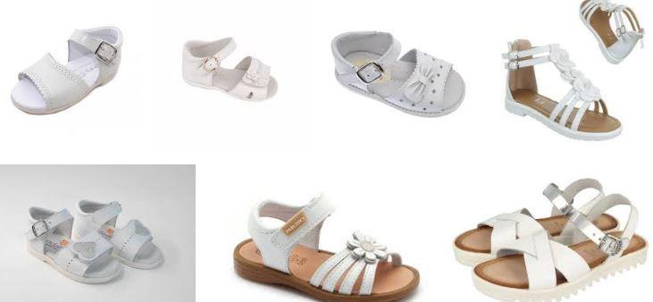 00d80d813 Sandalias blancas de niña - ¡Las más lindas para el Verano! - 2Botas.com