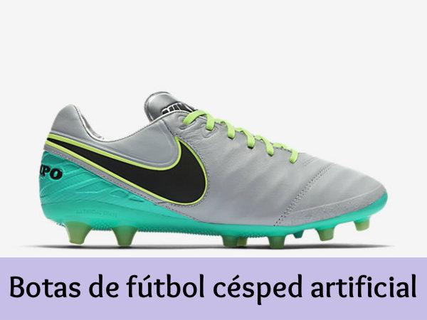 Botas de fútbol césped artificial - Cómodas y funcionales -2botas.com 7912cbce7941c