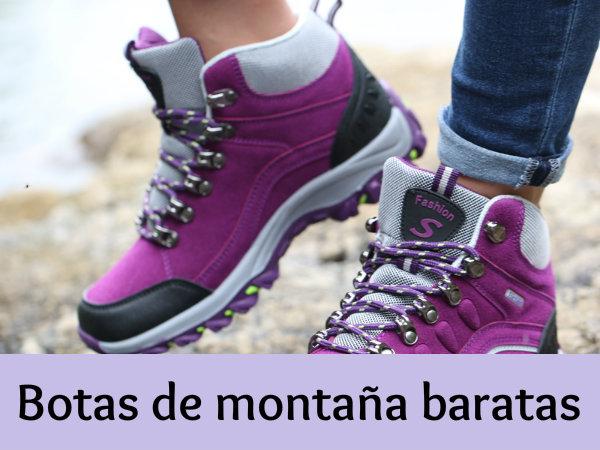 selección premium db5eb 9489a Botas de montaña baratas - Ideales para tu aventura - 2botas.com
