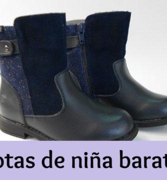 Botas de niña baratas