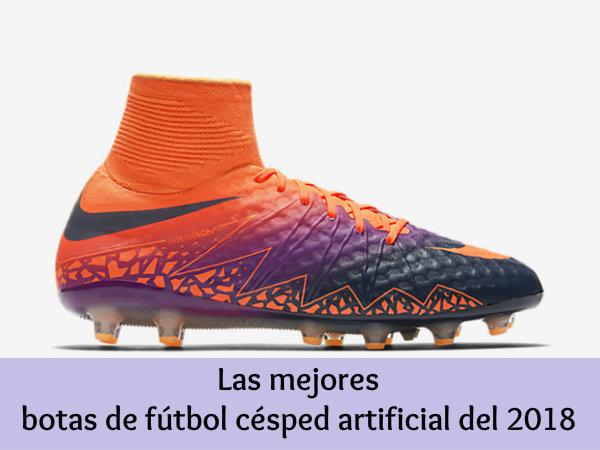 Amazon es una plataforma con gran variedad de modelos de botas de fútbol  césped artificial ed5c6e7a4c7d3