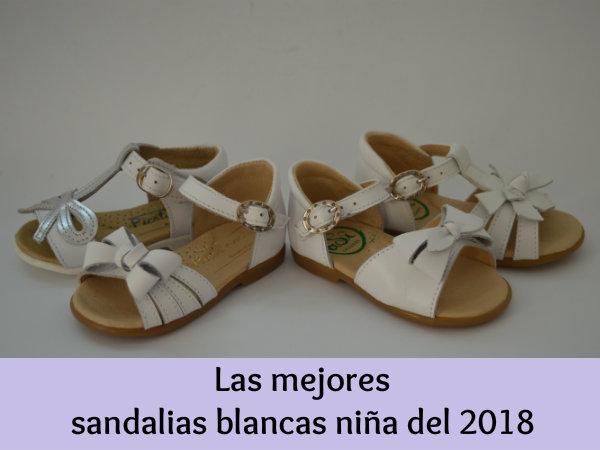 Verano Niña Lindas ¡las El De Más Para Blancas Sandalias BdxrCoEQWe