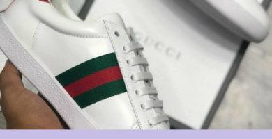 Zapatillas Gucci de mujer