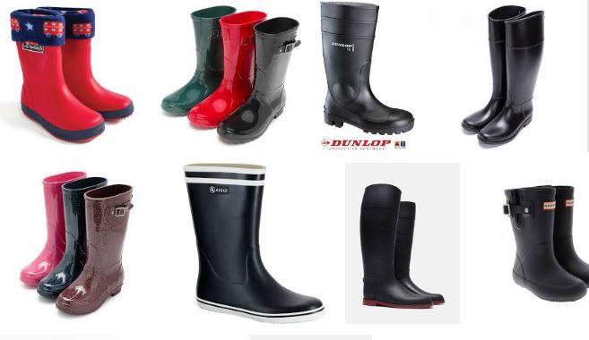estilo de moda que buen look sitio web profesional Botas de agua Amazon - ¡No sufras en las lluvias! - 2botas.com