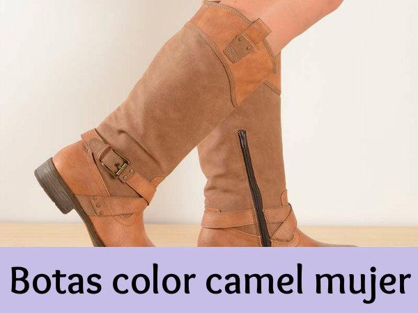 63e3c584471 Botas color camel mujer - ¿Ya tienes las tuyas  - 2botas.com