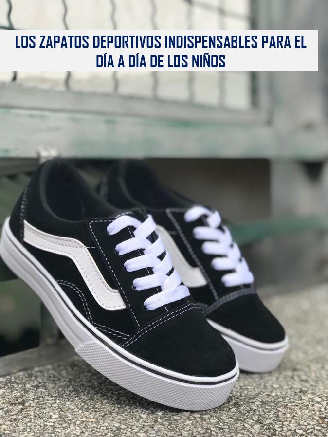 fe85ca483 Los Zapatos Deportivos para Niños  indispensables para el día a día ...
