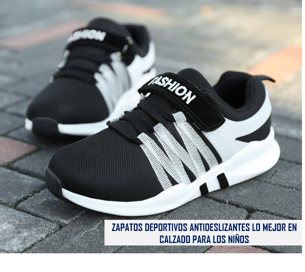 Zapatos Calzado Deportivo Niño Zapatillas Deportivas para Niños Tenis de Niños