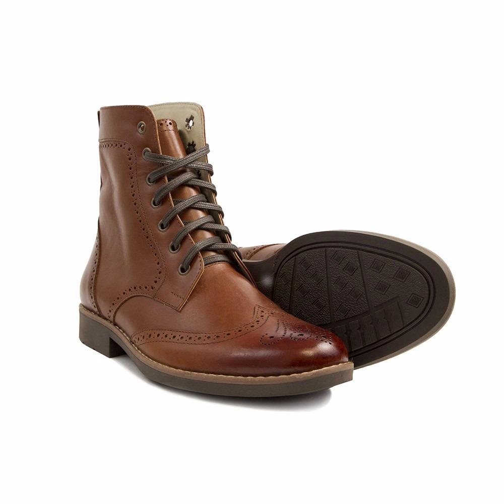 Las Botas de Cuero para hombre: un calzado clásico